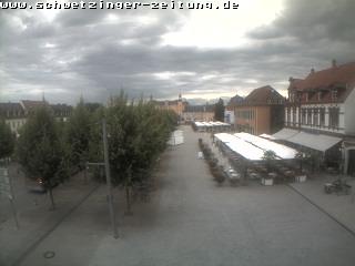 Aktuelles Webcam-Bild in Schwetzingen